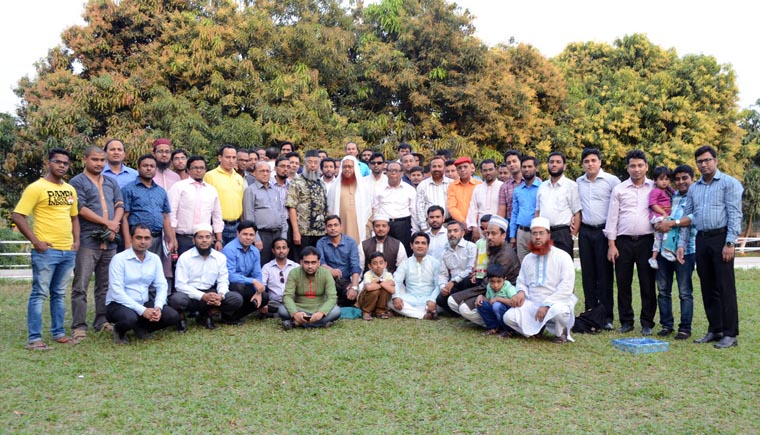 Annual Picnic of Teachers & Officers, 2016